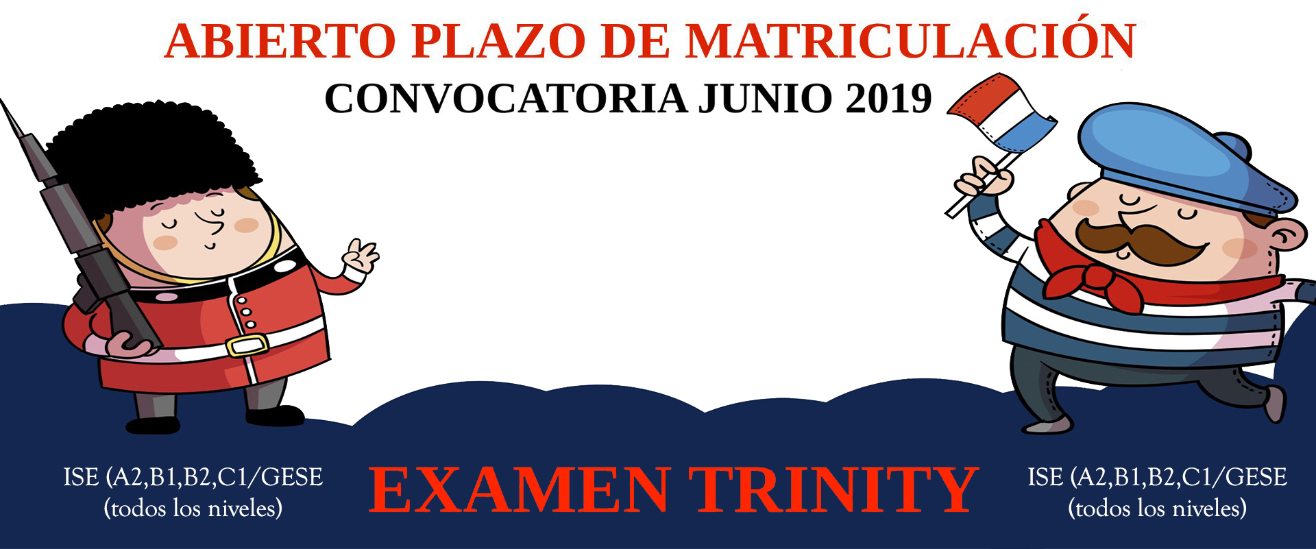 Abierto Plazo Matriculación Examen Trinity
